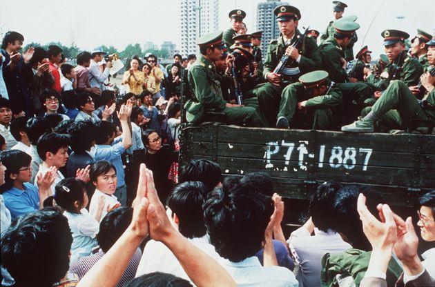 Quelle vittime di Tienanmen uccise due volte