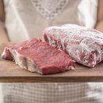 Como descongelar carnes de maneira