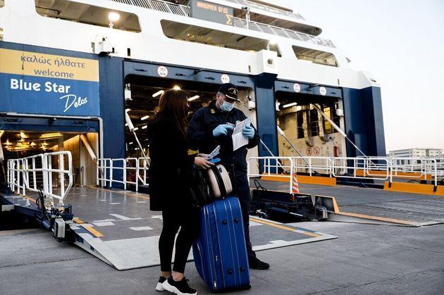 To νέο πρωτόκολλο για τα πλοία: Αυξάνεται το όριο επιτρεπόμενων