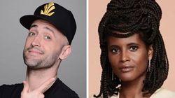 Paulo Gustavo cede sua conta no Instagram para a escritora Djamila Ribeiro falar sobre