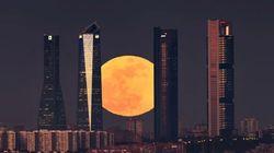 Cómo ver el eclipse penumbral de la Luna de este