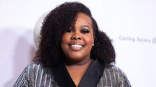 'Glee' Star Amber Riley Powerfully Sings 'Freedom' At Black Lives Matter Protest