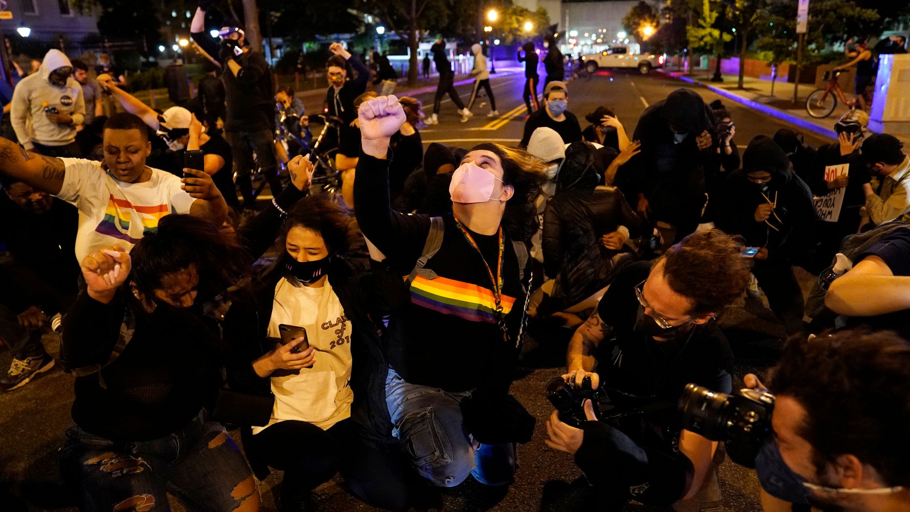 D.C. National Guard To Investigate Helicopter's 'Show Of Force' Against Protesters