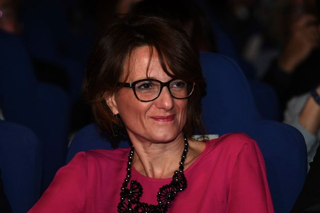 NAPLES, CAMPANIA, ITALY - 2019/10/28: The Italian minister for the family Elena Bonetti, during the conference...
