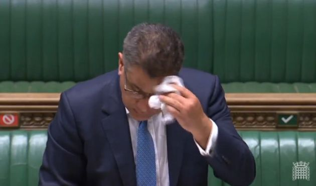 Cabinet Minister Alok Sharma Tested For Covid-19 After Appearing Unwell In The Commons
