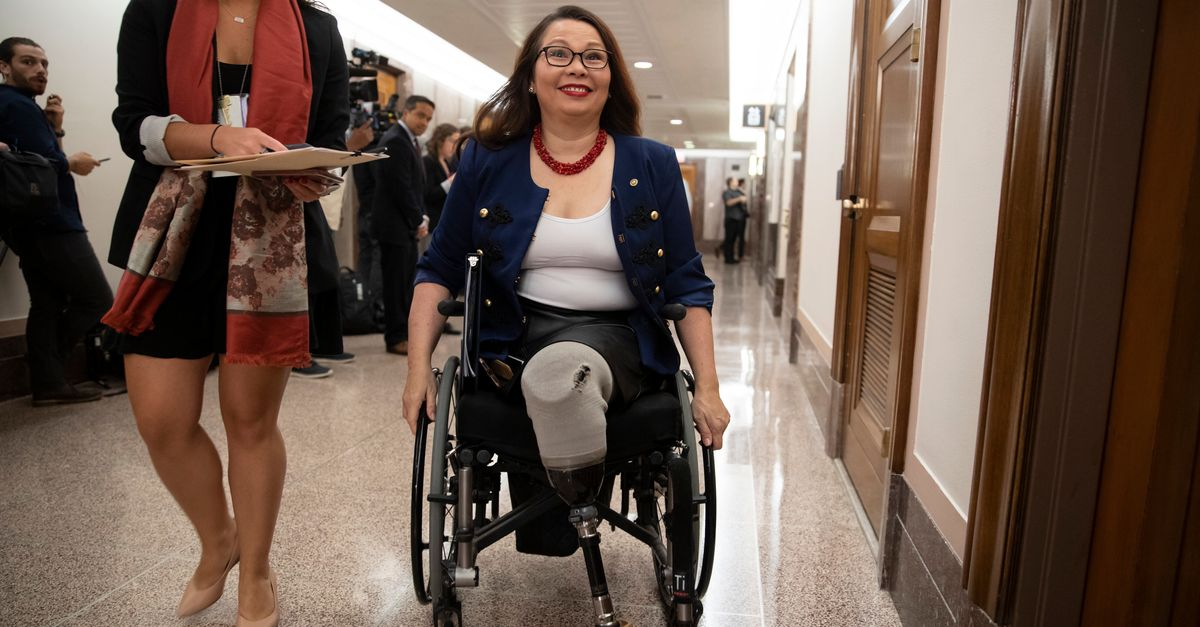 Tammy Duckworth: Trump's Use Of Military Against Protesters Is 'Disgusting'