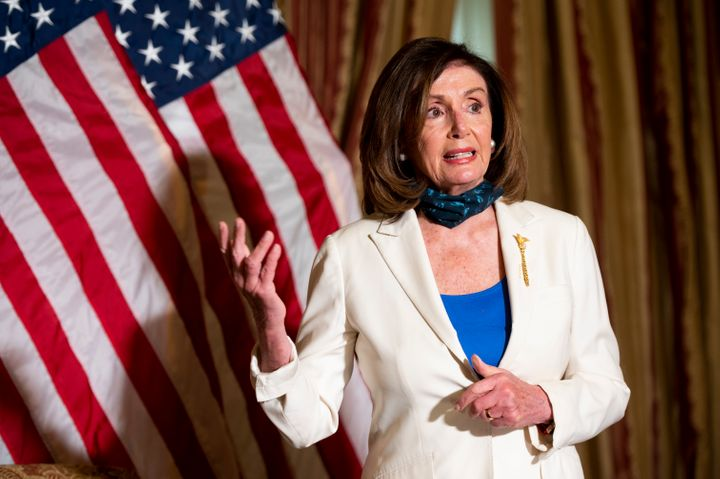 """Democrats say they are committed to, in the words of House Speaker <a href=""""https://www.huffpost.com/news/topic/nancy-pelosi"""""""