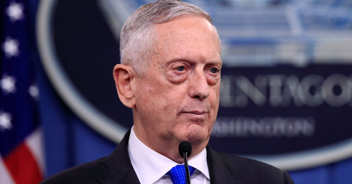 'Appalled' Jim Mattis Says Trump Has Divided The Nation