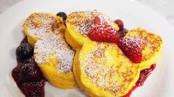 ディズニーランドのフレンチトースト、レシピ公開!隠し味はオレンジジュース