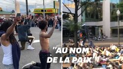 Nouvelles manifestations d'ampleur contre les violences policières aux
