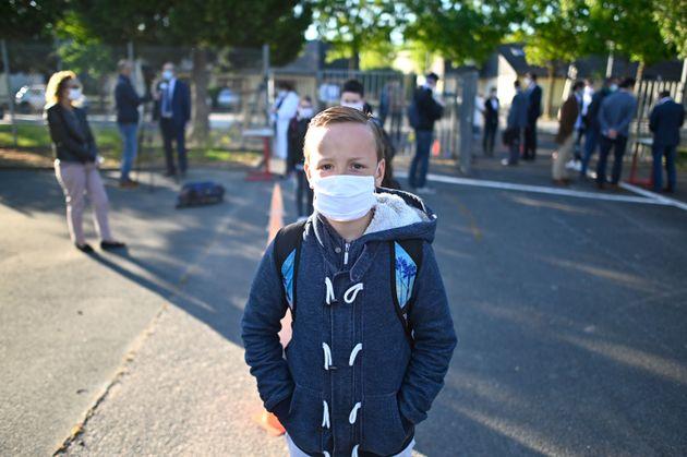 Les enfants seraient moins contaminants que les adultes, selon une étude (photo prétexte...