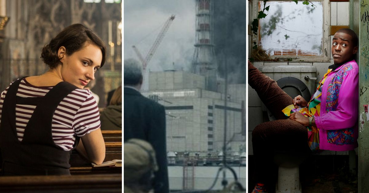 Chernobyl Matches Record For Most Nods As TV Bafta Nominations Are Revealed