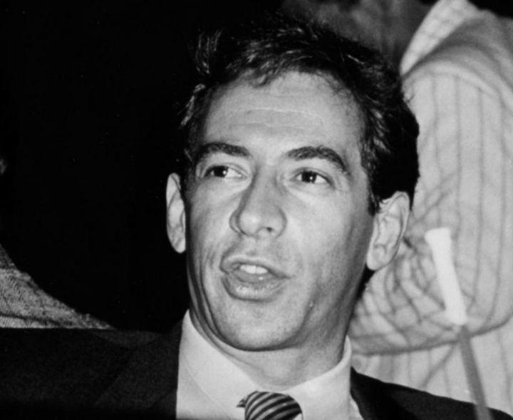 El guardaespaldas Gavin de Becker en una foto de archivo.