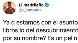 C.Tangana desata todo un debate con este tuit sobre el racismo y el descubrimiento de
