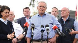 Αυστραλία: Διέκοψε τις δηλώσεις του πρωθυπουργού επειδή πατούσε στο γκαζόν
