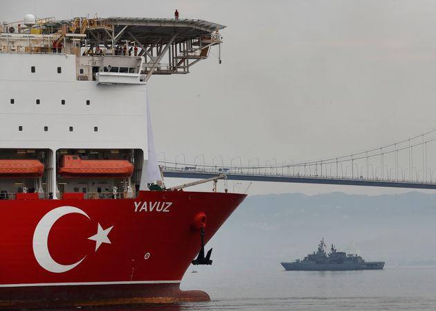 Πέτσας για Τουρκία: Παράνομες ενέργειες δεν έχουν καμία τύχη στο Διεθνές