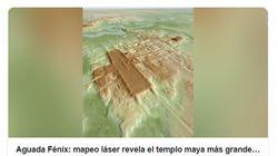 Scoperta la più grande ed antica struttura della civiltà Maya (grazie all'aiuto dei