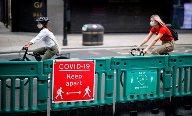 Ποδηλατάδα στην Όξφορντ...