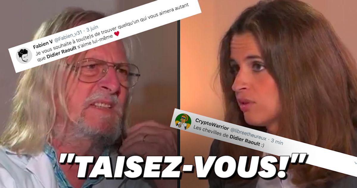"""""""Chut! Taisez-vous!"""", le professeur Raoult se compare à Mbappé et s'emporte contre BFM TV"""