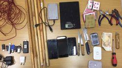 Κορυδαλλός: Τράπουλες και ρούτερ wifi σε κελιά κρατουμένων για