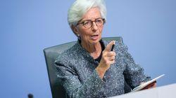Bce aumenta le munizioni, altri 600 miliardi sull'emergenza