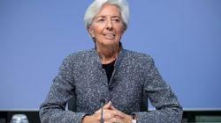 El BCE saca la artillería contra el covid: amplía en 600.000 millones su programa de compra de