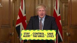 Boris Johnson ai lavoratori italiani: