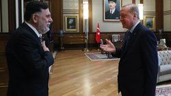 Συνάντηση Ερντογάν- Σάρατζ: Η Τουρκία επιδιώκει να «κλειδώσει» τα κέρδη στο μέτωπο της