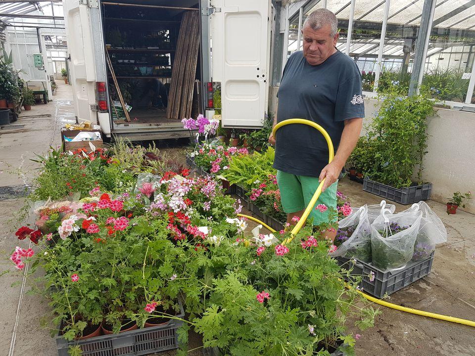 L'horticulteur Éric Caillol nous parle de l'importance de la fête des