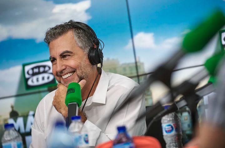 Carlos Alsina en 'Más de uno'.