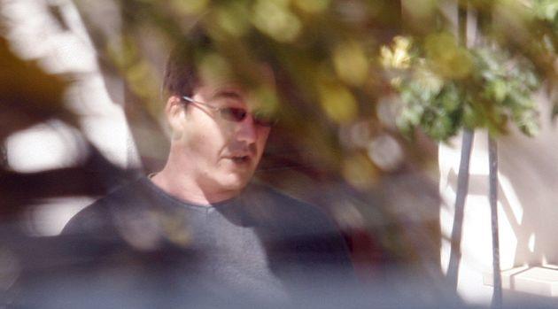Robert Murat, ici le 15 mai 2007 dans sa maison de Praia da Luz, a été suspecté d'avoir joué un rôle...