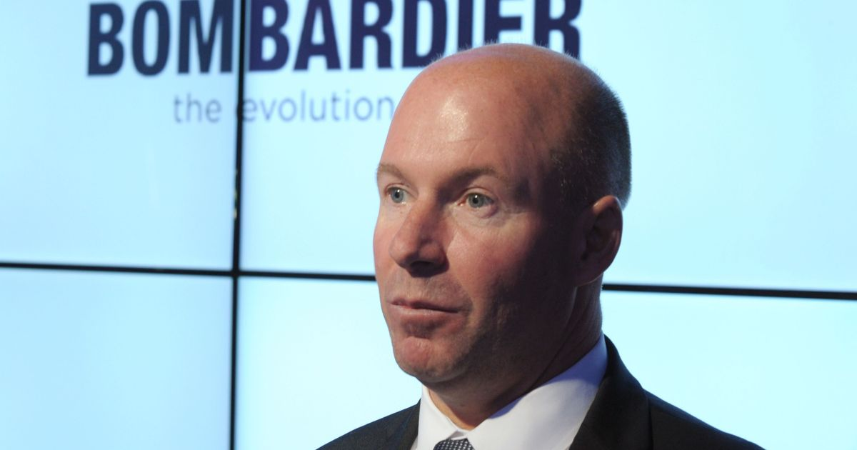 Bombardier's $17.5-Million Payout To Ex-CEO Raises Investor Eyebrows