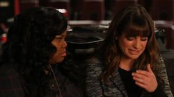 Amber Riley On Lea Michele Drama: 'I Don't Give A S**t. People Are Out Here