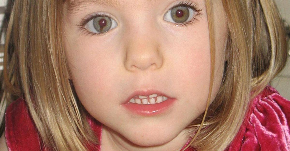 Opinion: Madeleine McCann's Face Is More Important To The British Press Than Black Lives
