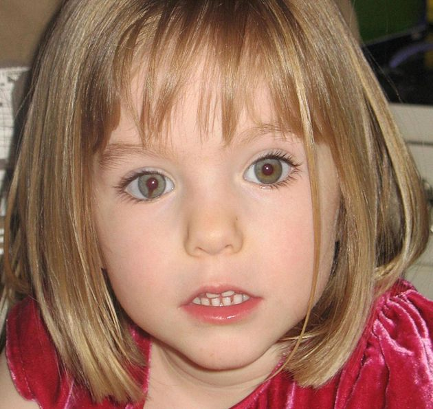 Undated family handout photo of Madeleine