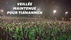 Malgré l'interdiction, Hong Kong commémore Tiananmen avec des