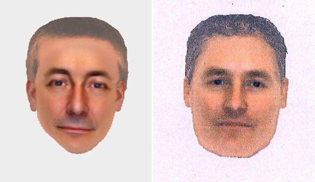 Scotland Yard a publié en 2013 deux portraits-robots d'un homme suspecté dans l'enquête sur la disparition...
