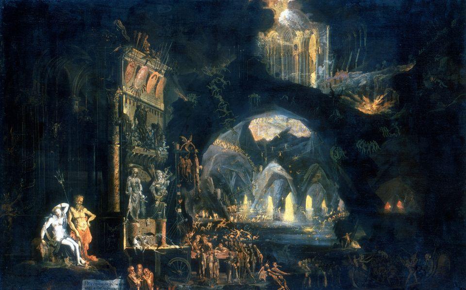 Ο Κάτω Κόσμος 'The Underworld', c1613-c1644. Ο...