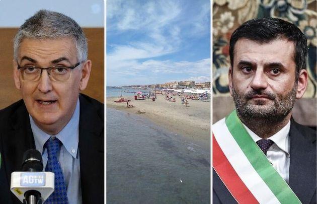 """""""Esclusi dalle decisioni sulle spiagge libere"""": sindaci cont"""