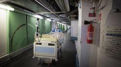 44 morts du Covid-19 en 24h dans les hôpitaux en