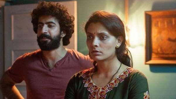 "Roshan Mathew and Saiyami Kher in a still from 'Choked: Paisa Bolta Hai"""