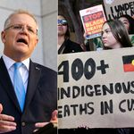 'I Say Don't Go': Scott Morrison On Australian Black Lives Matter Protests Amid