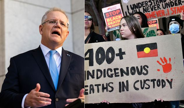 Scott Morrison On Black Lives Matter Protests Amid Coronavirus: 'I Say Don't