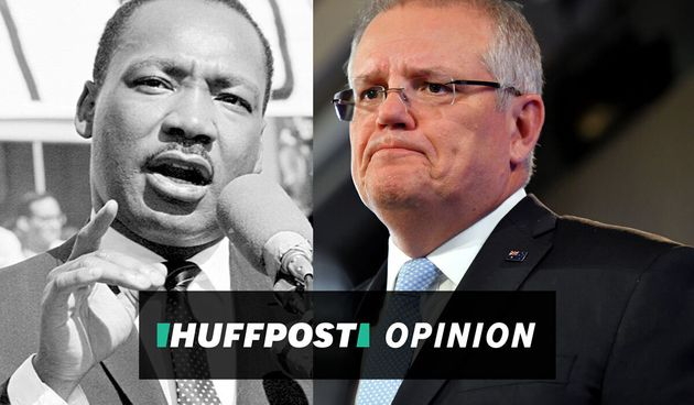 No Looting, No Shooting: The Martin Luther King Jr Myth and Australia's Prime
