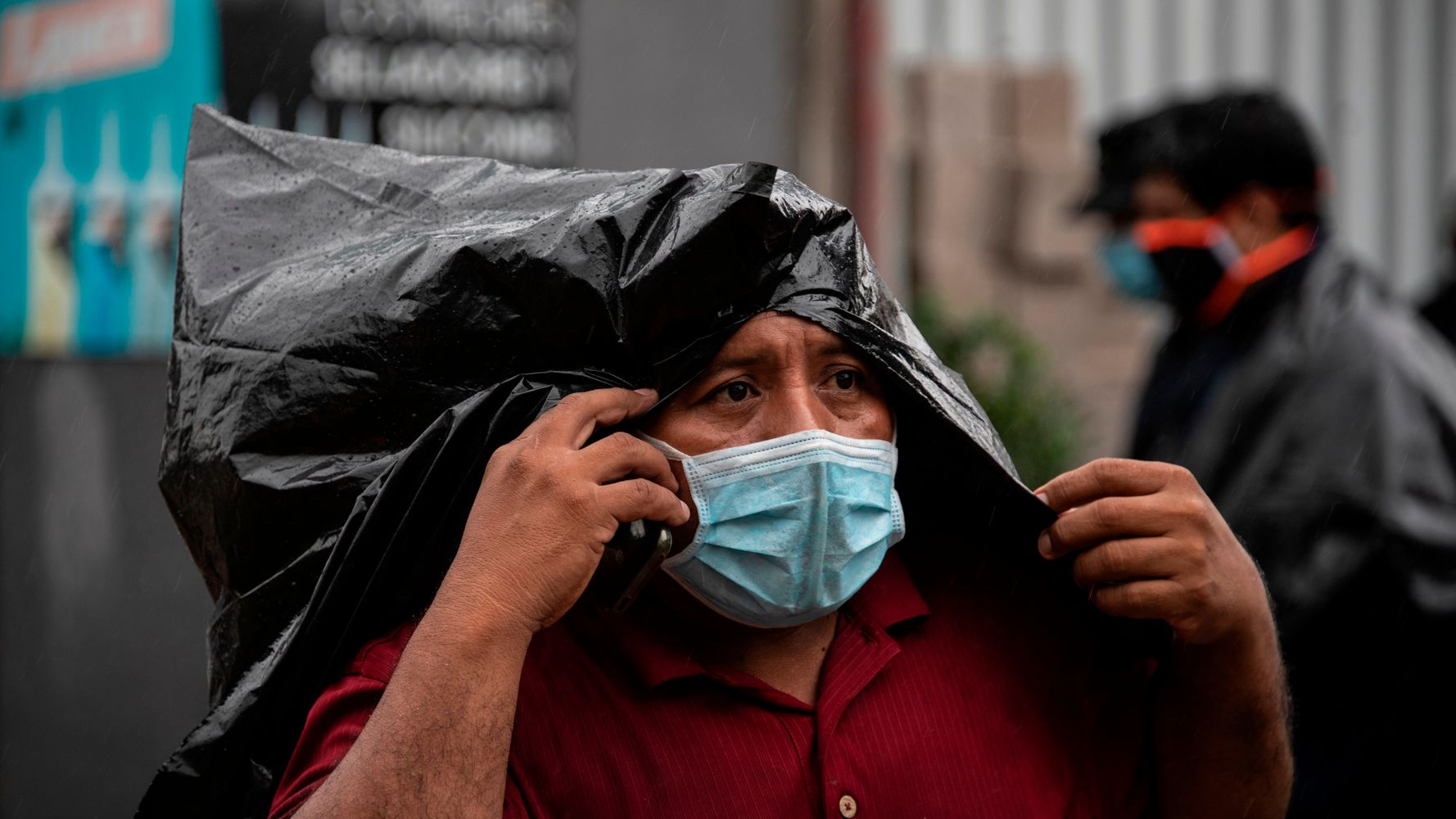 Storm Season Adds To Coronavirus Pandemic Worries For Mexico, Central America