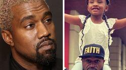 Kanye West dona 2 milioni di dollari per garantire gli studi alla figlia di George