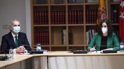Consejeros de Sanidad y de Políticas Sociales de Madrid se enfrentan por la gestión de las