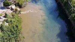 I mille colori dei fiumi di nuovo minacciati dai