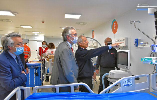 A Civitanova chiude ospedale Covid ideato da Bertolaso: 12 m