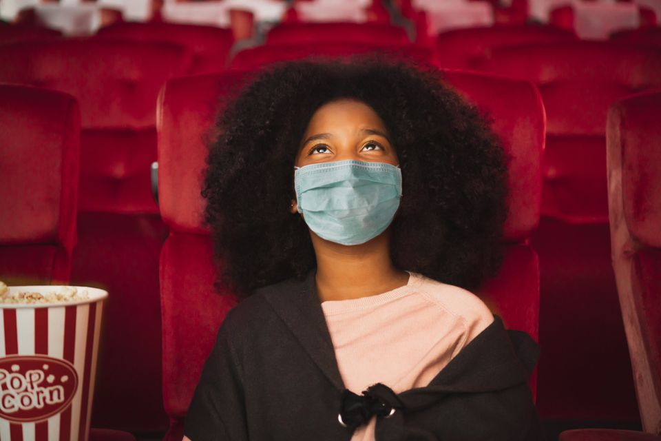 The future of cinemas hangs in the balance as the virus has sped up experimentation with release